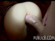 Eurobabe Fucked by Big Cock Client Amateur