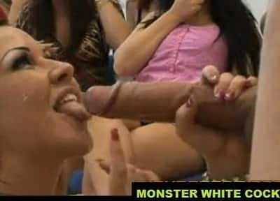 Monster Cock Surprise For The Sexy Lolly Badcock