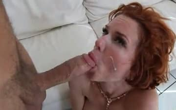 Big Cock Squirts With Hot Veronica Avluv