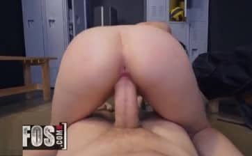 Big Thick Dick Extending Teen Pussy Pov