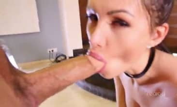 Sasha Rose Fucked Hard By Freak Dick HD